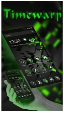 Black Technology Theme