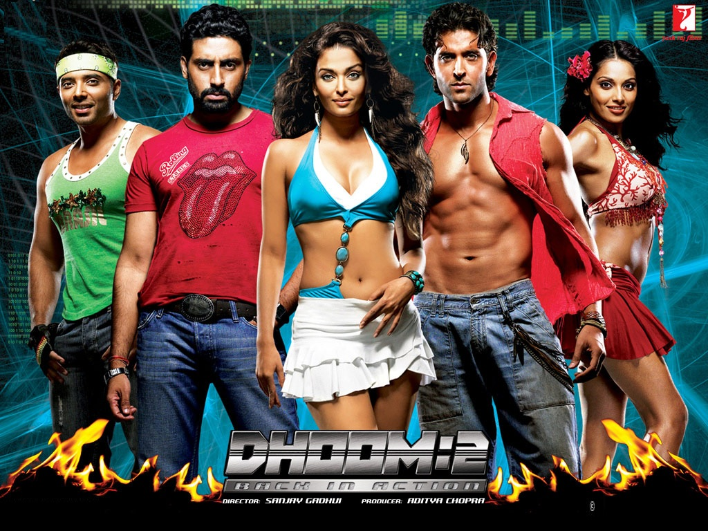 Aishwarya rai movies dhoom 2