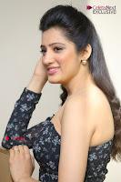 Telugu Actress Richa Panai Stills in One Shoulder Floral Long Dress at Rakshaka Bhatudu Movie Interview  0266.JPG