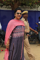 Actress Radhika Sarathkumar Pos at Producer Council Election 2017  0003.jpg