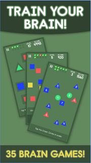 Game Left vs Right: Brain Training App