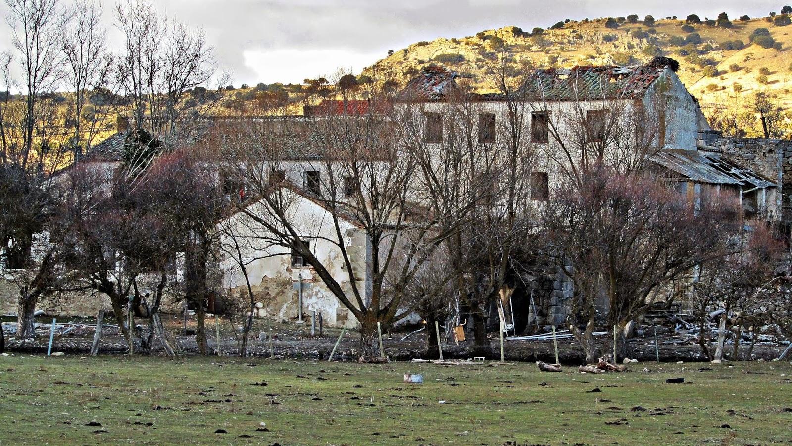 Molino de la Villa - El Espinar - AlfonsoyAmigos