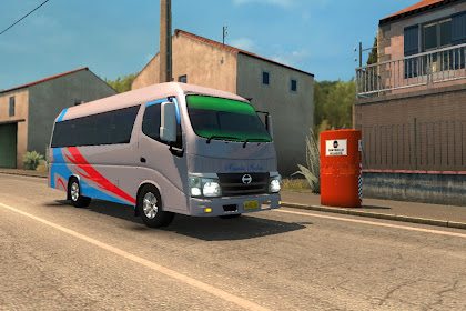 Micro Bus Dutro - ETS2 v1.30
