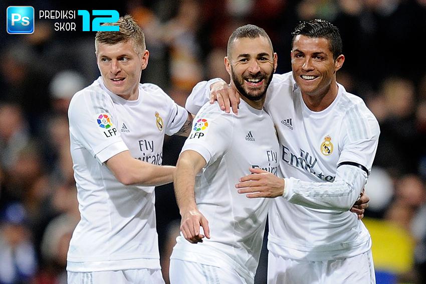Prediksi Skor Real Madrid vs Sporting Lisbon 15 September 2016