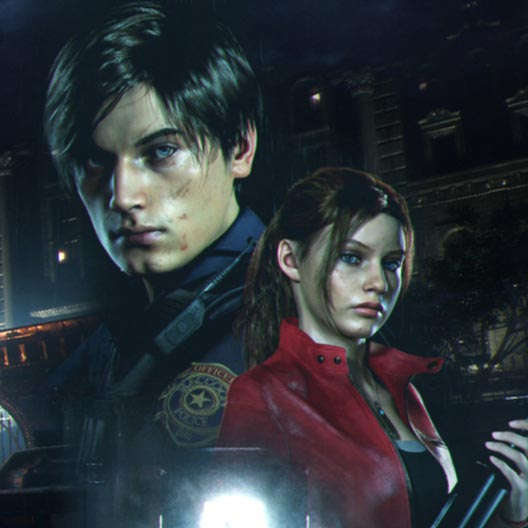 Resident Evil 2 Remake Wallpaper Engine