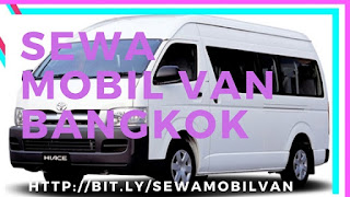 SEWA MOBIL VAN BANGKOK