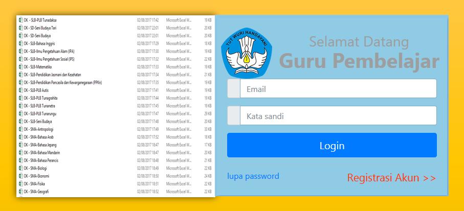 Informasi terakait dengan Program SIM PKB 5893f86991