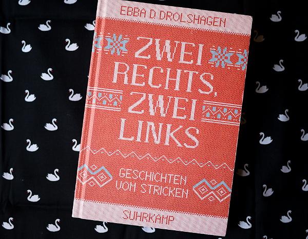 Strickgeschichte N Zwei Rechts Zwei Links Von Ebba D