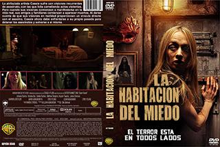 Doom Room - La Habitacion del Miedo - Cover - DVD