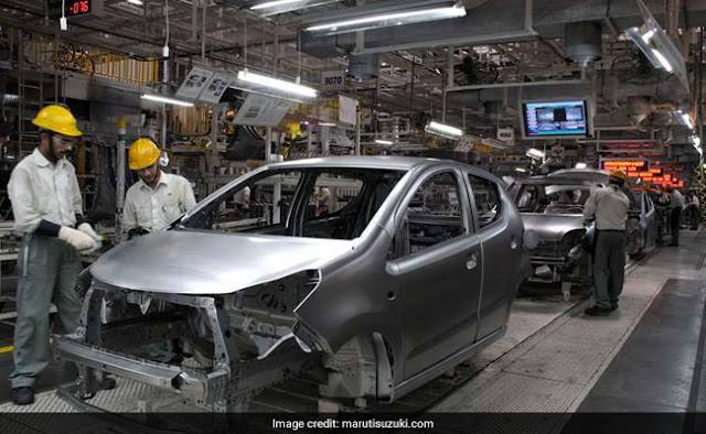 Maruti sales up 21% in July, read full news