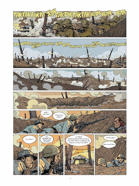 Darnand le bourreau français tome 1 Page 4 aux éditions Rue de Sèvres