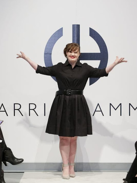jamie brewer first model with down syndrome to walk new york fashion week