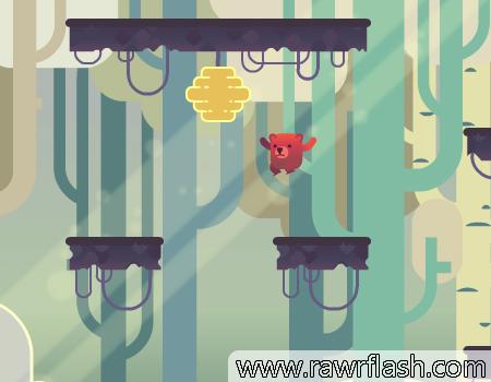 Jogos de ação, plataforma, habilidade: Pegue as nozes!