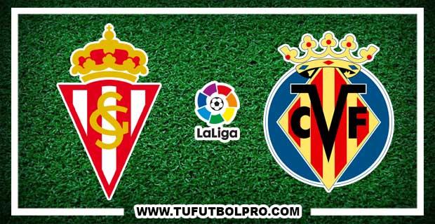 Ver Sporting Gijón vs Villarreal EN VIVO Por Internet Hoy 17 de Diciembre 2016