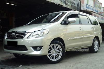 Toyota Kijang Innova Modifikasi