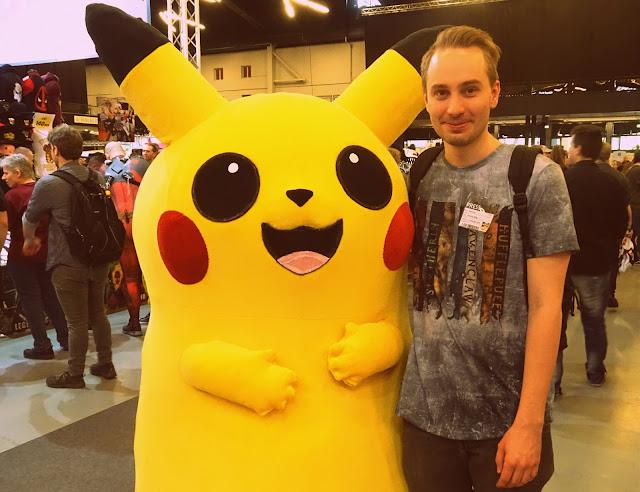 Comic Con Copenhagen 2018