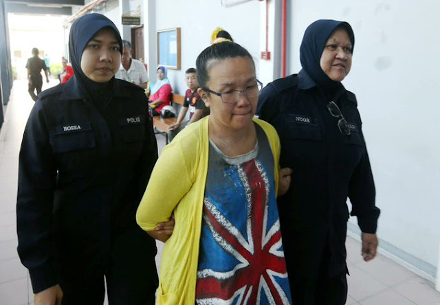 Photos/Video: Mother of two sentenced to 6 months in prison for insulting Prophet Muhammad