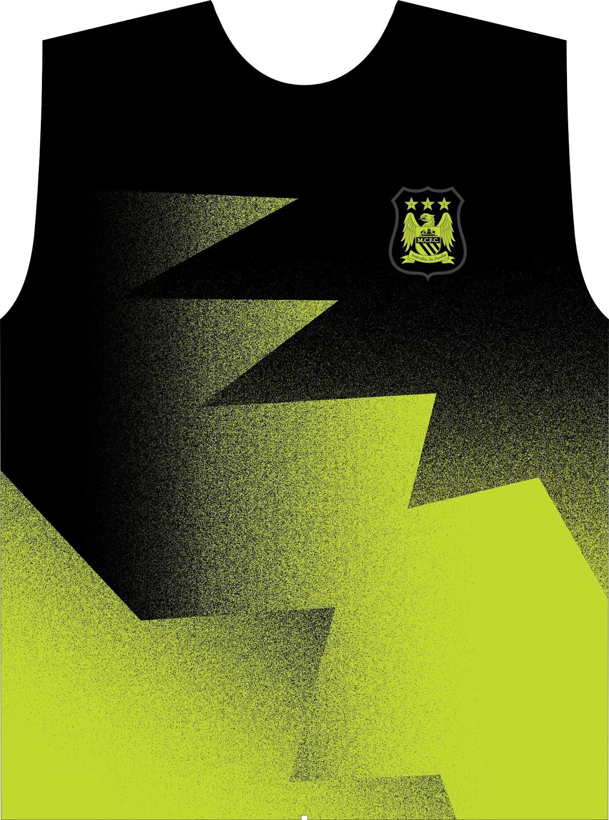 equipacion entrenamiento Manchester City nuevo