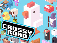Crossy Road v3.4.0 Mod Apk Terbaru (Unlimited Coins)