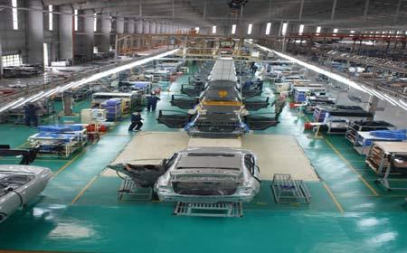 Tuyển lao động nam làm việc tại xưởng cơ khí Xương Vượng ở Đài Trung (xuất cảnh tháng 03/2016)