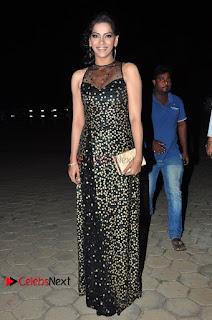 Actress Zabyn Khan Stills in Long Dress at 9th Edition Epicurus Indian Hospitality Awards .COM 0017.JPG