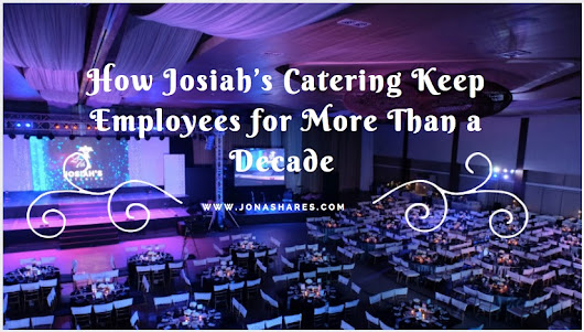 Dedicating 27 Years of Bespoke Catering Innovation to Happy Employees