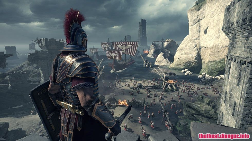Download Game Ryse son of Rome Full Cr@ck