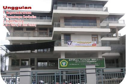 Pendaftaran Mahasiswa Baru STIKES Ranah Minang Padang 2021-2022
