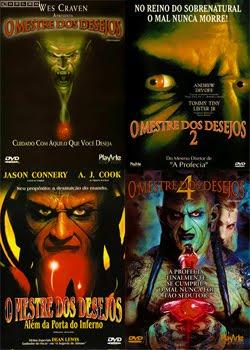 O Mestre Dos Desejos - Todos os Filmes Torrent