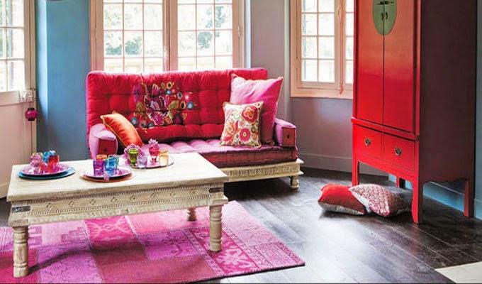 une d coration styl e pour relooker votre salle de s jour. Black Bedroom Furniture Sets. Home Design Ideas