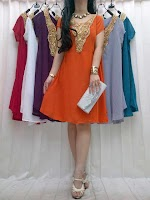 Dress Sifon SOLD OUT