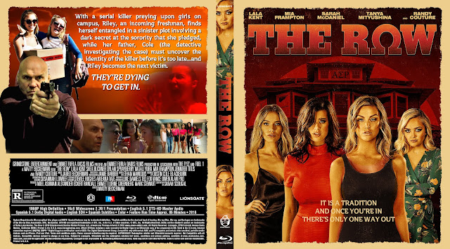 The Row Bluray