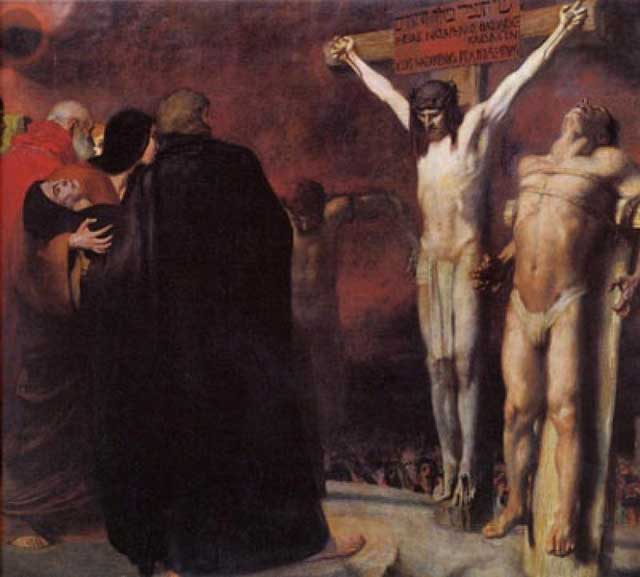 Franz Von Stuck 1863 -1928 |  German Symbolist / Expressionist painter and sculptor