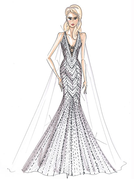 I Wear My Style Fashion Blogger: gowns for wedding