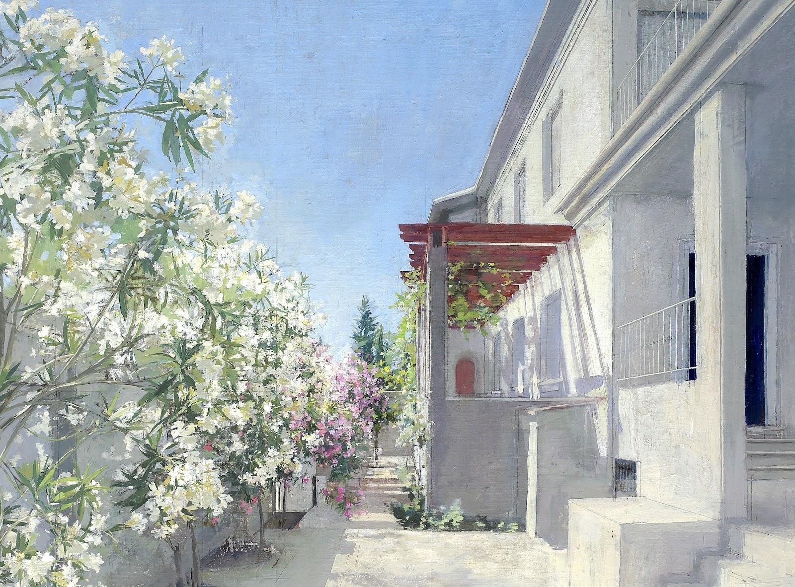 Algargos arte e historia realistas de madrid escenarios for Jardin 3 marias