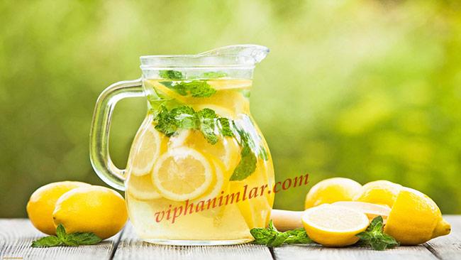 Limon Detoksunun Faydaları