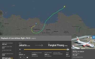 Cara Melacak Penerbangan Memakai Flightradar24