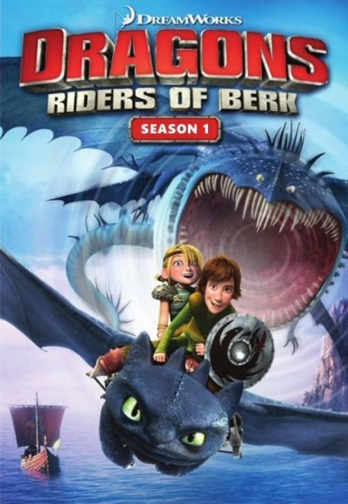 dragons cavaliers de beurk saison 1