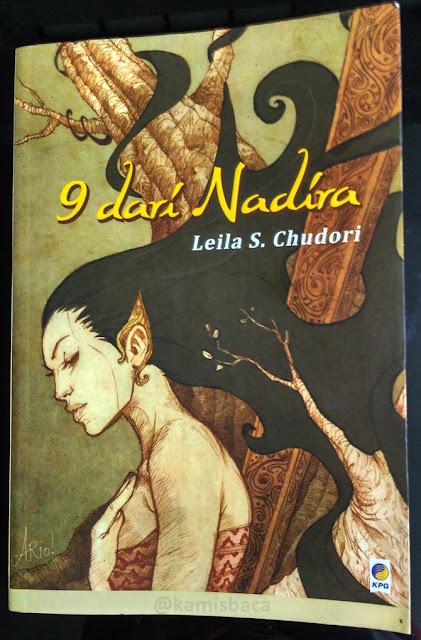 Novel 9 dari Nadira