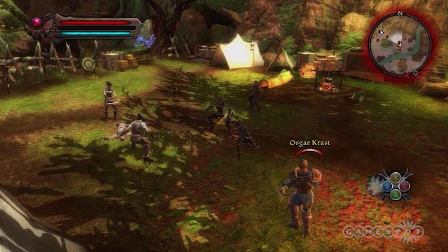 Kingdoms of Amalur Reckoning PC Download Free Full Version Gameplay 1