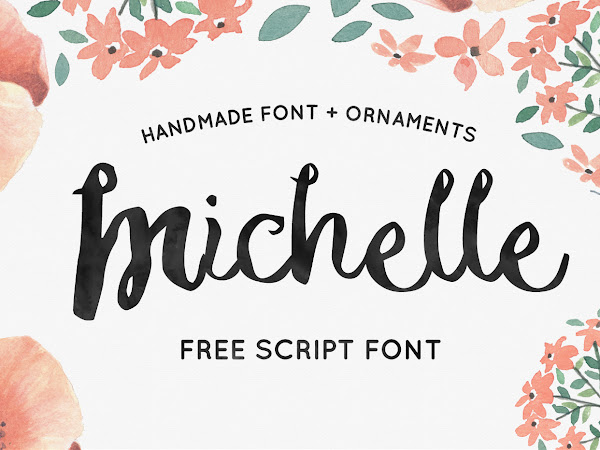 Download Michelle Handmade Script Font Free
