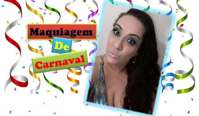 maquiagem artistica carnaval