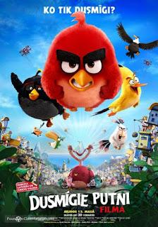 Angry Birds, la película (2016) Online
