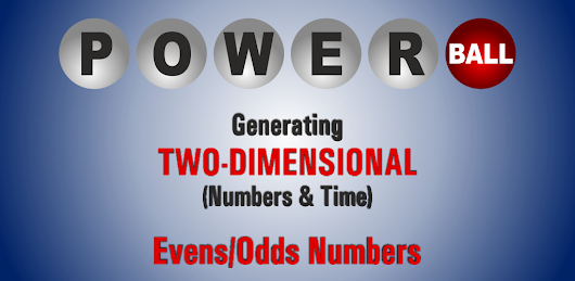 Why two-dimensional Powerball?