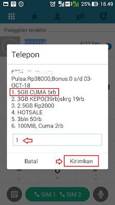 kali ini admin hhandromax bagikan informasi terkait hal tersebut buat agan pengguna provider Three Tutorial Paket Tri Kuota 5GB Rp5.000 + Tutorial Stop Paketan Internetnya