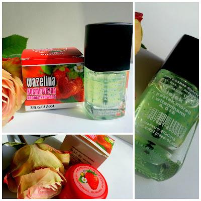 Jak odbudować paznokcie i ochronić usta? O olejku z pestek moreli i aromatyzowanej wazelinie kosmetycznej