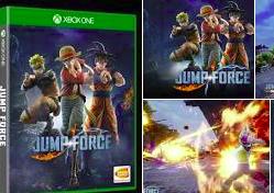 JUMP FORCE - Game Terlaris 2019
