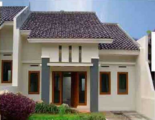 model rumah minimalis type 60 6