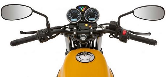Spesifikasi Moto Guzzi V7 II