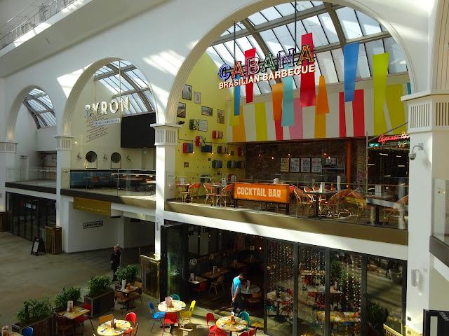 Interior Corn Exchange Manchester Photo